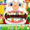 SANTA CLAUS AT THE DENTIST