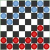 Game ORDINARY CHECKERS