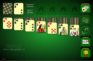 KLONDIKE SOLITAIRE FOR ANDROID