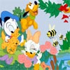 DUCKLINGS JIGSAW PUZZLE DISNEY