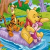 PUZZLE OF WINNIE AND FRIENDS