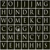 Game FIND THE WORD: NUMBERS