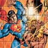 PUZZLE WITH SUPERMAN
