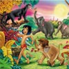 PUZZLE THE JUNGLE BOOK