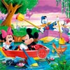 FIND NUMBER: MICKEY IN THE BOAT