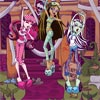 WOMEN'S CLUB MONSTER HIGH