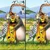 Game SPOT THE DIFFERENCE: MADAGASCAR