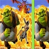 Game FIND THE DIFFERENCES: SHREK