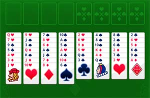 FREECELL SOLITAIRE FOR TABLET