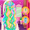 HAIRSTYLE FOR WEDDING RAPUNZEL