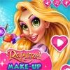 MAKEUP FOR RAPUNZEL