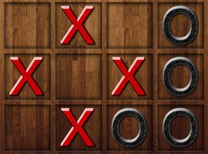 TIC TAC TOE FOR TABLET