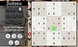 SUDOKU FOR TABLET