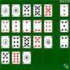 THE LAYOUT OF SOLITAIRE A SIMPLE MAT