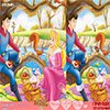 Game PRINCESS AURORA 10 DIFFERENCES