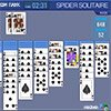Game STUDIES WITH SPIDER SOLITAIRE
