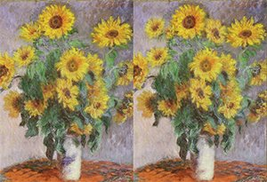 FIND DIFFERENCES FAMOUS PAINTINGS 1